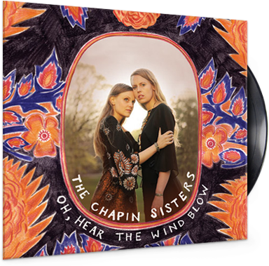 The Chapin Sisters album - Oh, Hear the Wind Blow